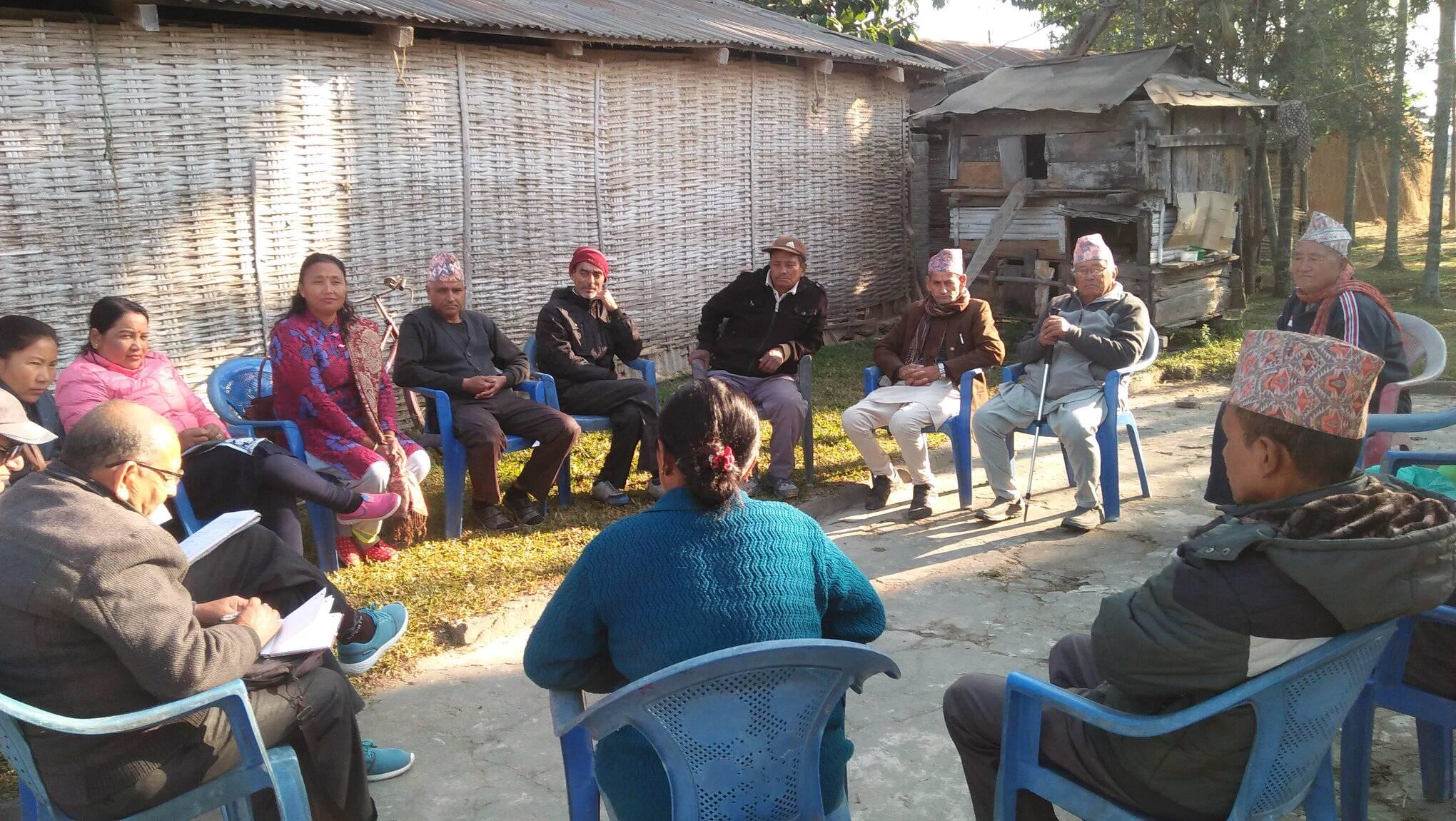 Multistakeholder Conflict Transformation Story of Jhapa