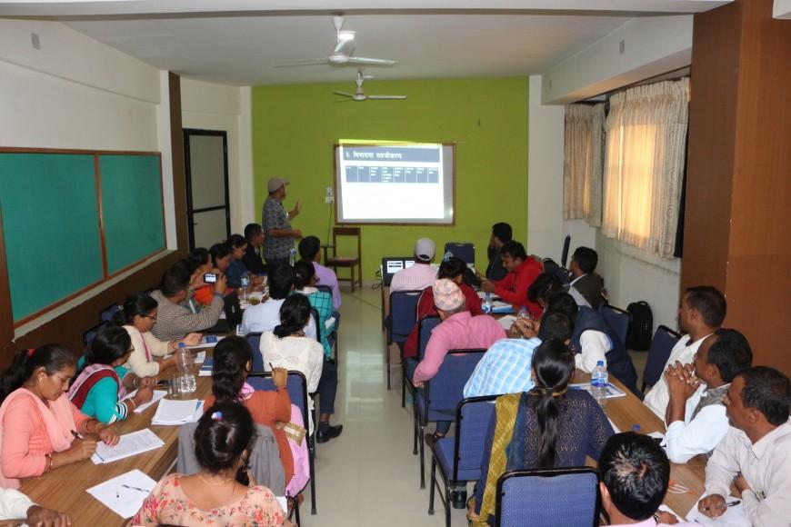 Central Level Practice Sharing Workshop