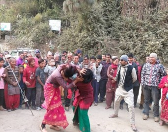 Street drama makes easier to understand mediation and justice at local level