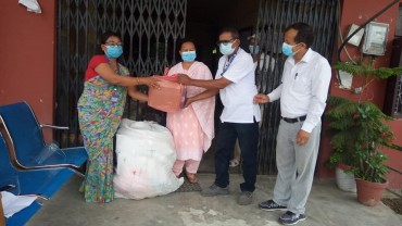 Provided Medical Supplies to Bagmati Municipality of Sarlahi District