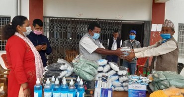 Provided Medical Supplies to Mangalsen Municipality of Achham District